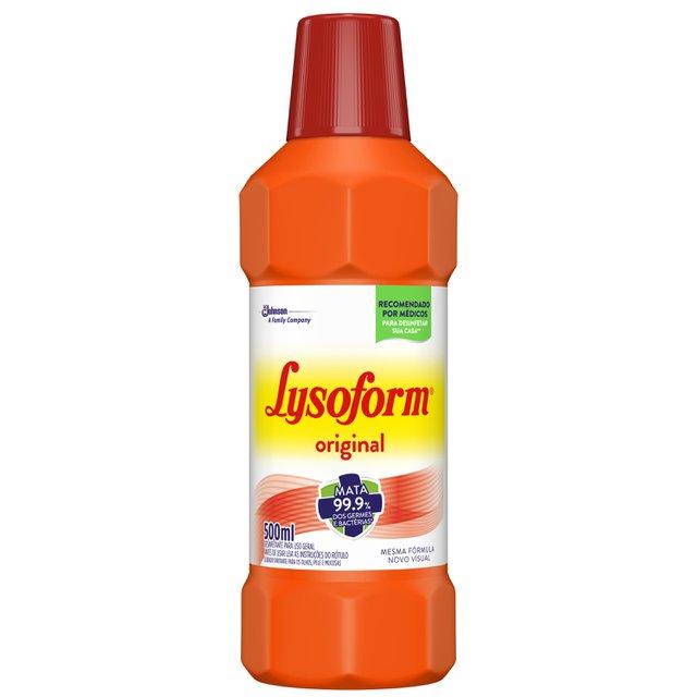 Desinfetante Lysoform Líquido Original