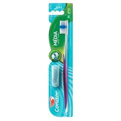 Escova Condor Dental Agile Média. REF 3262-1