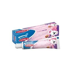 Gel Dental Condor 50g Kids Lilica Ripilica Sabor Tutti Fruti 2 a 5 anos.REF 3512