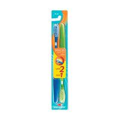 Escova Condor Dental Plus L2P1 Macia.REF 8057-0