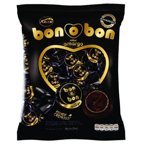 Bombom Arcor Bon o Bon Amargo