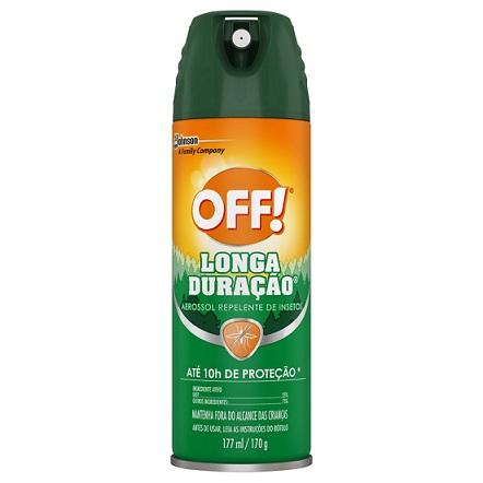 Repelente Off! Longa Duração Spray