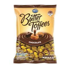 Bala Recheada Arcor Butter Toffees Chocolate