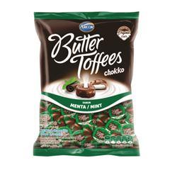 Bala Recheada Arcor Butter Toffees Chokko Menta