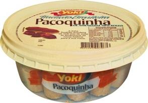 Pacoquinha Yoki Rolha