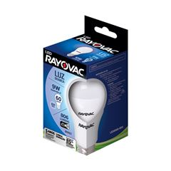 Lâmpada Rayovac Led Branca Bivolt 8W
