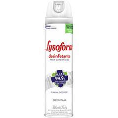Desinfetante Lysoform Aerossol Original
