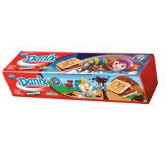 Biscoito Arcor Danix Recheado Chocolate Paw Patrol