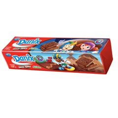 Biscoito Arcor Danix Recheado Choco-Choco Paw Patrol