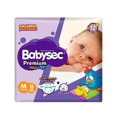 Fralda Softys Babysec Premium Jumbinho Tamanho M