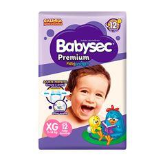 Fralda Softys Babysec Premium Jumbinho Tamanho XG