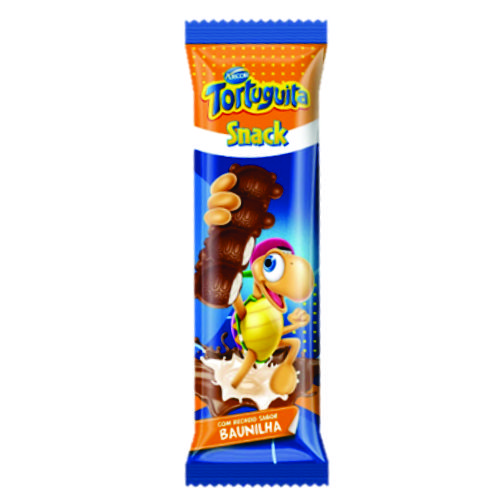 Chocolate Arcor Tortuguita Snack Baunilha 28g