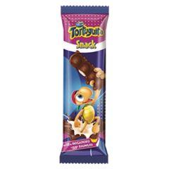 Chocolate Arcor Tortuguita Snack Brigadeiro e Baunilha 28g