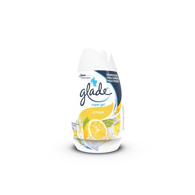 Aromatizante Glade Super Gel Citrus