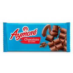 Chocolate Barra Aymore Ao Leite 80g
