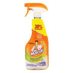 Limpador para Cozinha Mr Musculo Limão Aparelho com 30% de Desconto