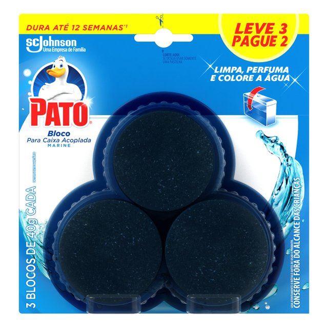 Desodorizador Sanitário Pato Caixa Acoplada Marine L3 P2