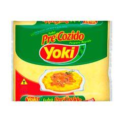 Fubá Yoki Pré-Cozido