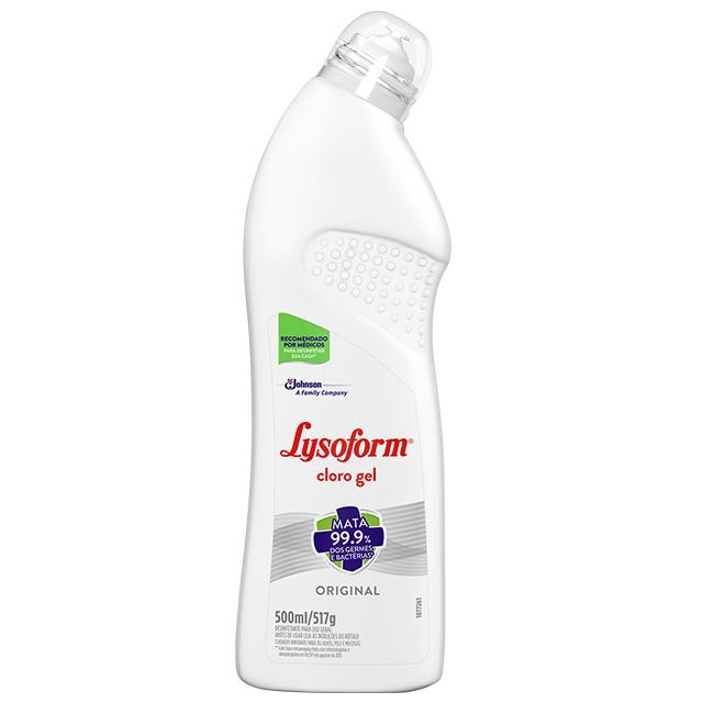 Desinfetante Lysoform Cloro Gel Original