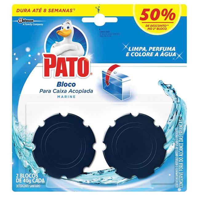 Desodorizador Sanitário Pato Caixa Acoplada Marine c/2 Oferta