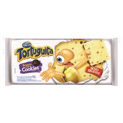 Chocolate Barra Arcor Tortuguita Branco Cookies 100g