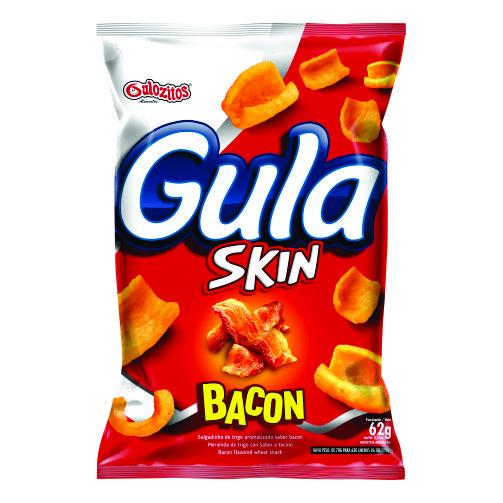 Gula Skin Gulozitos Bacon com 20 unidades