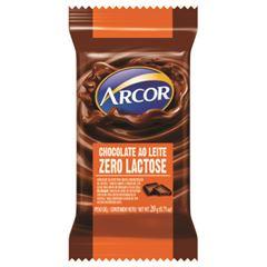 Chocolate Barra Arcor Zero Lactose 20g