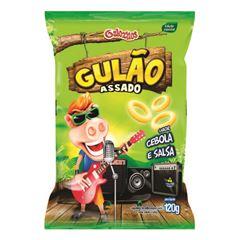 Gulão Assado Sabor Celoba & Salsa 120 gramas