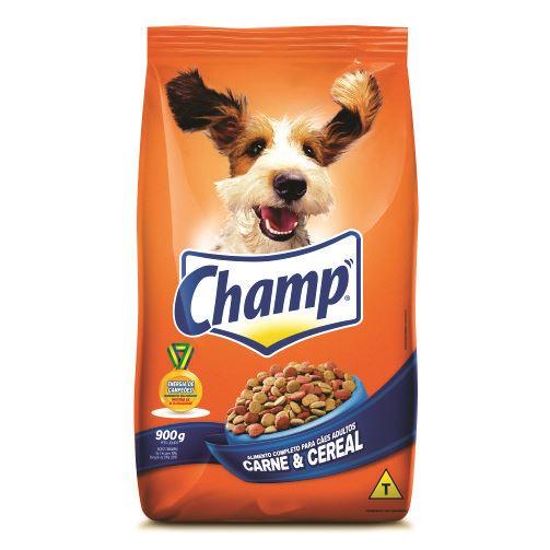 Racão Champ Adulto Carne & Cereais