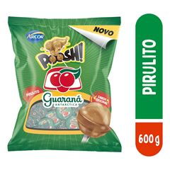 Pirulito Arcor Guarana 600g