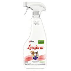 Desinfetante Lysoform Pets Original Líquido Aparelho
